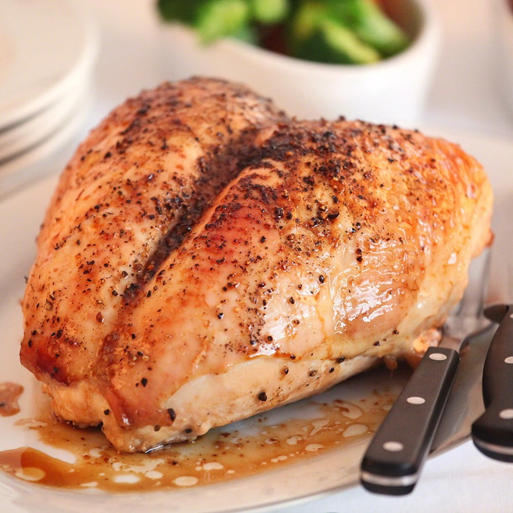 How to Cook a Turkey Crown picture