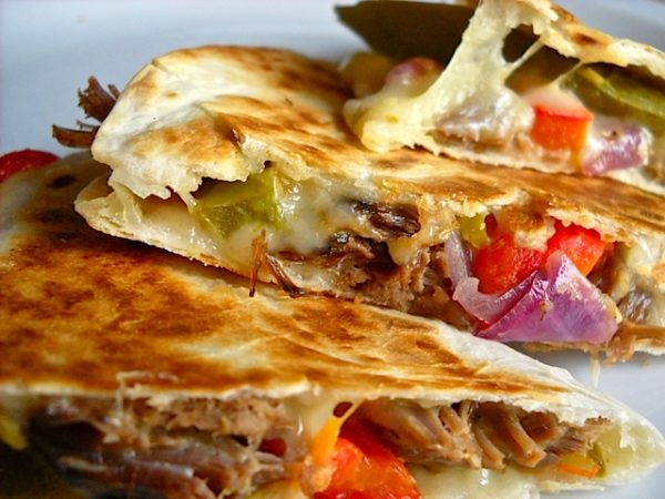 Beef Quesadilla - TheRecipe.Website