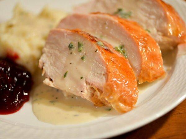 Grilled Turkey with Garlic Sauce - Therecipe.website