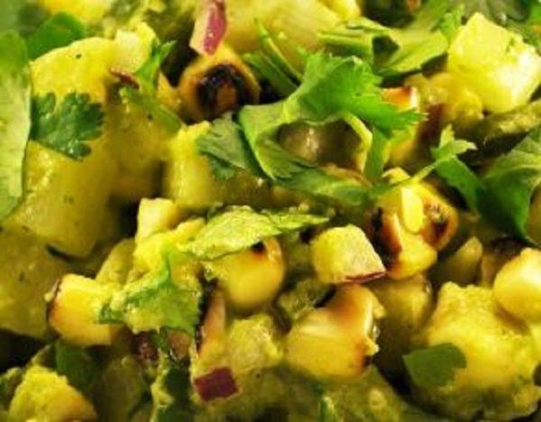 Chayote Salad - Ensalada de Chayote