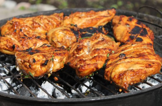Grilled Lemon Chicken - TheRecipe.Website