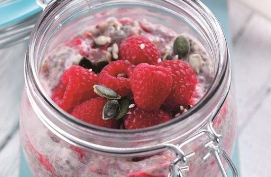 Chia Breakfast Pots - TheRecipe.Website