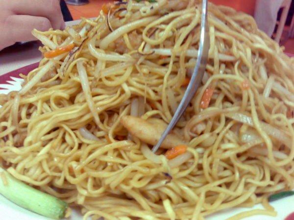 Chicken Chow Mein - TheRecipe.Website