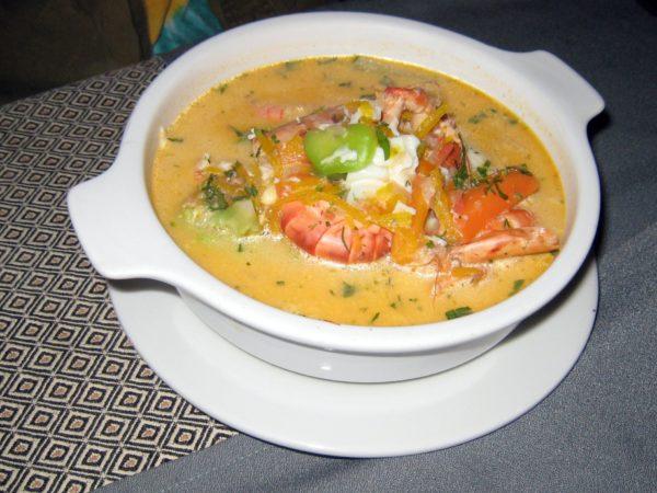 Sopa De Camarones Puerto Rico Wwwimagenesmicom