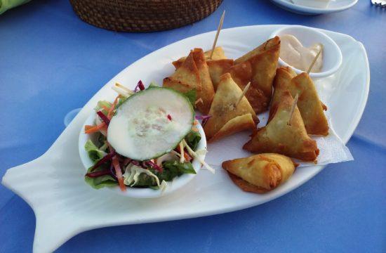 Pea and Potato Samosas - TheRecipe.Website