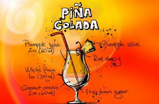 Pina Colada - TheRecipe.Website